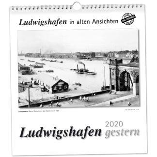 Ludwigshafen gestern 2020
