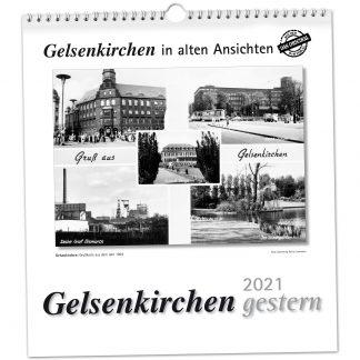 Gelsenkirchen gestern 2021