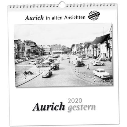 Aurich gestern 2020