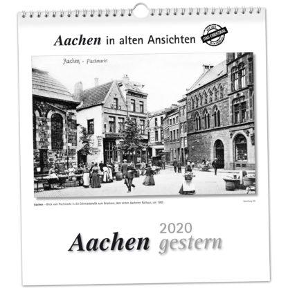 Aachen gestern 2020