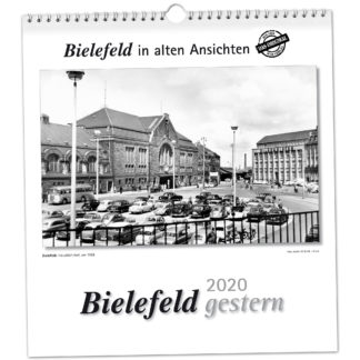 Bielefeld gestern 2020