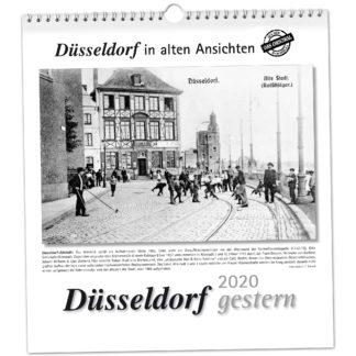 Düsseldorf gestern 2020