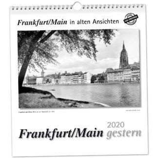 Frankfurt gestern 2020
