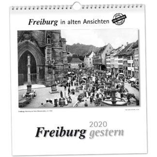 Freiburg gestern 2020