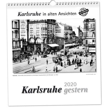 Karlsruhe gestern 2020
