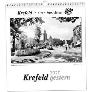 Krefeld gestern 2020