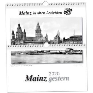 Mainz gestern 2020