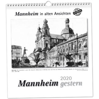 Mannheim gestern 2020
