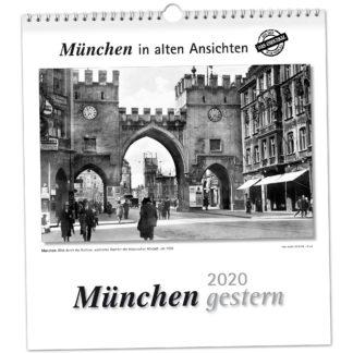 München gestern 2020