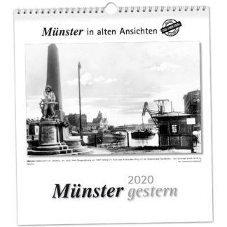 Münster gestern 2020