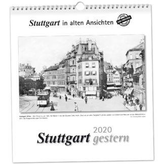 Stuttgart gestern 2020