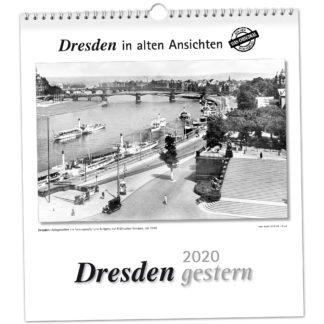 Dresden gestern 2020
