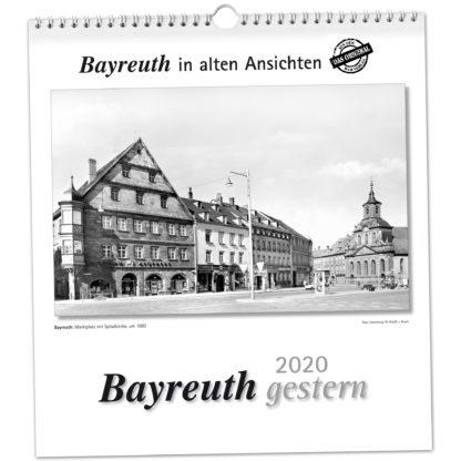 Bayreuth gestern 2020