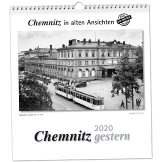 Chemnitz gestern 2020