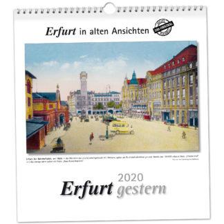 Erfurt gestern 2020