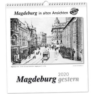 Magdeburg gestern 2020