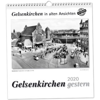 Gelsenkirchen gestern 2020