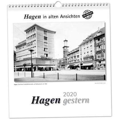 Hagen gestern 2020