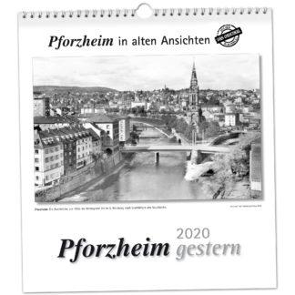 Pforzheim gestern 2020
