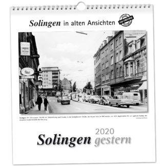 Solingen gestern 2020