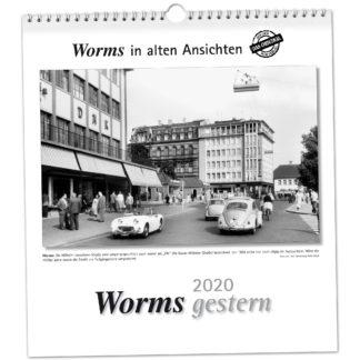Worms gestern 2020