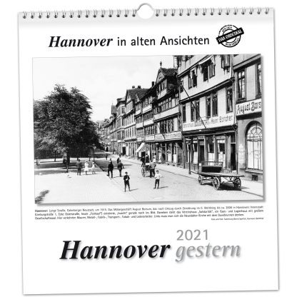 Hannover gestern 2021