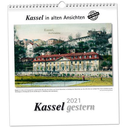 Kassel gestern 2021