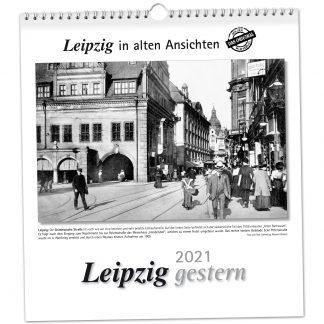 Leipzig gestern 2021
