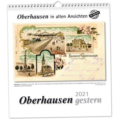 Oberhausen gestern 2021