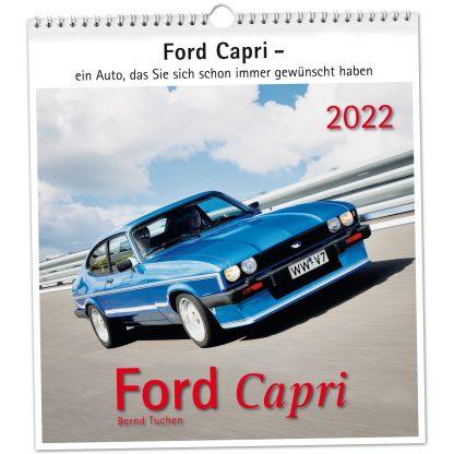 Ford Capri 2022