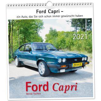 Ford Capri 2021