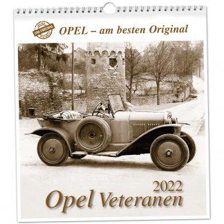 Opel Veteranen 2022
