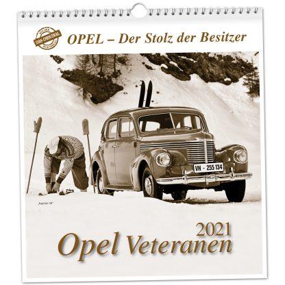 Opel Veteranen 2021