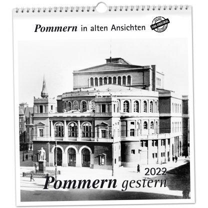 Pommern 2022
