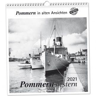 Pommern gestern 2021