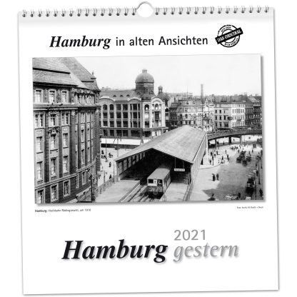 Hamburg gestern 2021