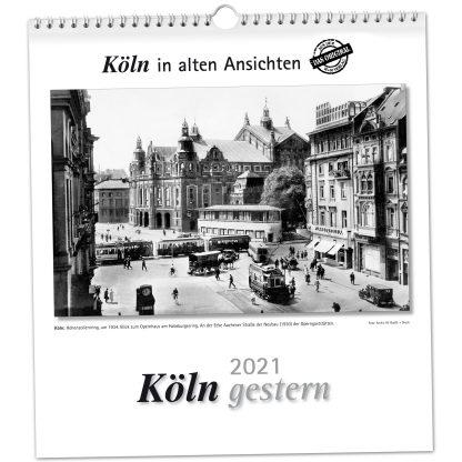 Köln gestern 2021