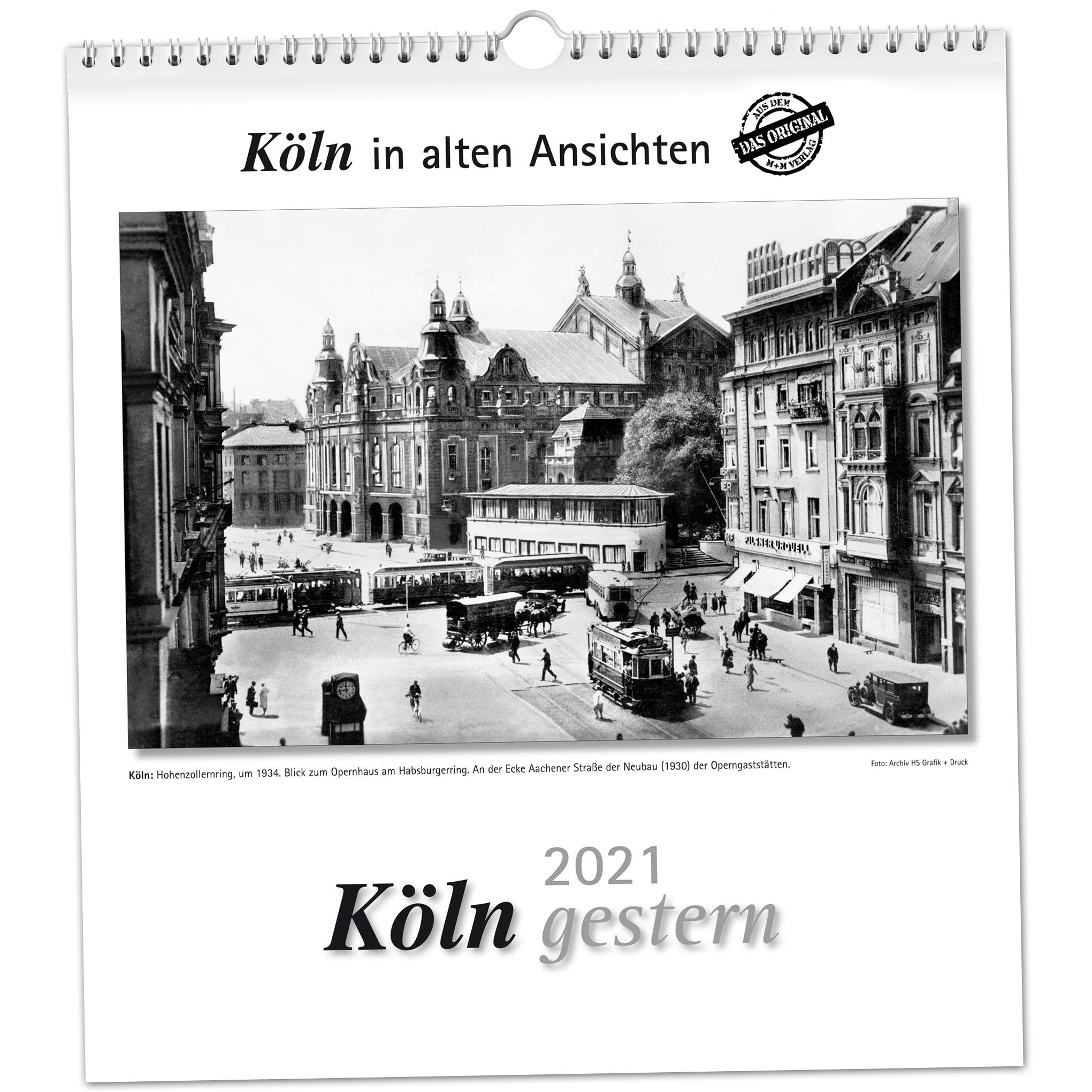 Köln Gestern