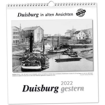 Duisburg 2022