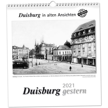 Duisburg gestern 2021