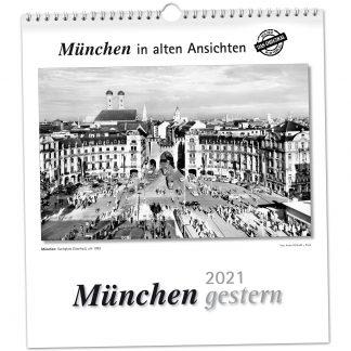 München gestern 2021
