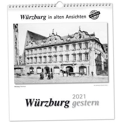 Würzburg gestern 2021