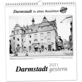 Darmstadt gestern 2021