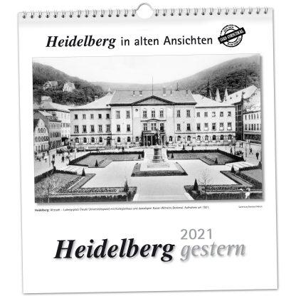 Heidelberg gestern 2021