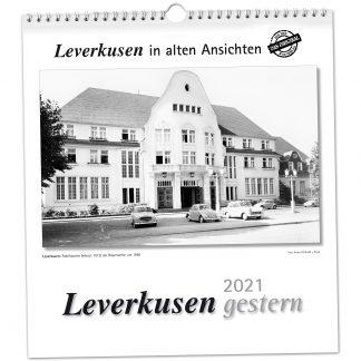Leverkusen gestern 2021