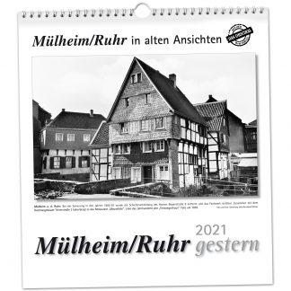 Mülheim an der Ruhr gestern 2021