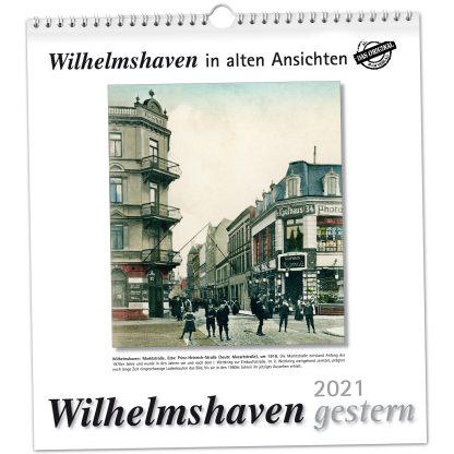 Wilhelmshaven gestern 2021