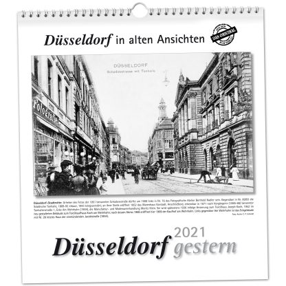 Düsseldorf gestern 2021
