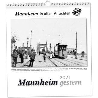 Mannheim gestern 2021