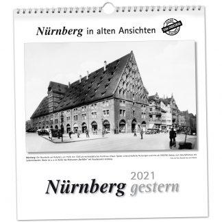Nürnberg gestern 2021